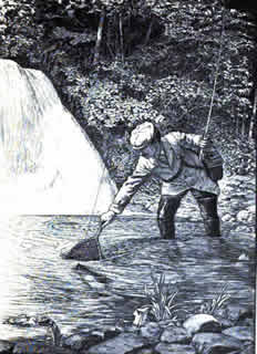 A Classic Fly Fishing Photo From www.flyfisher.com