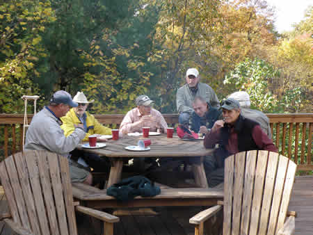 Conewago Fly Fishers Healing Waters Lunch www.flyfisher.com