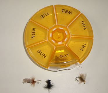 Fly Box for One Dollar